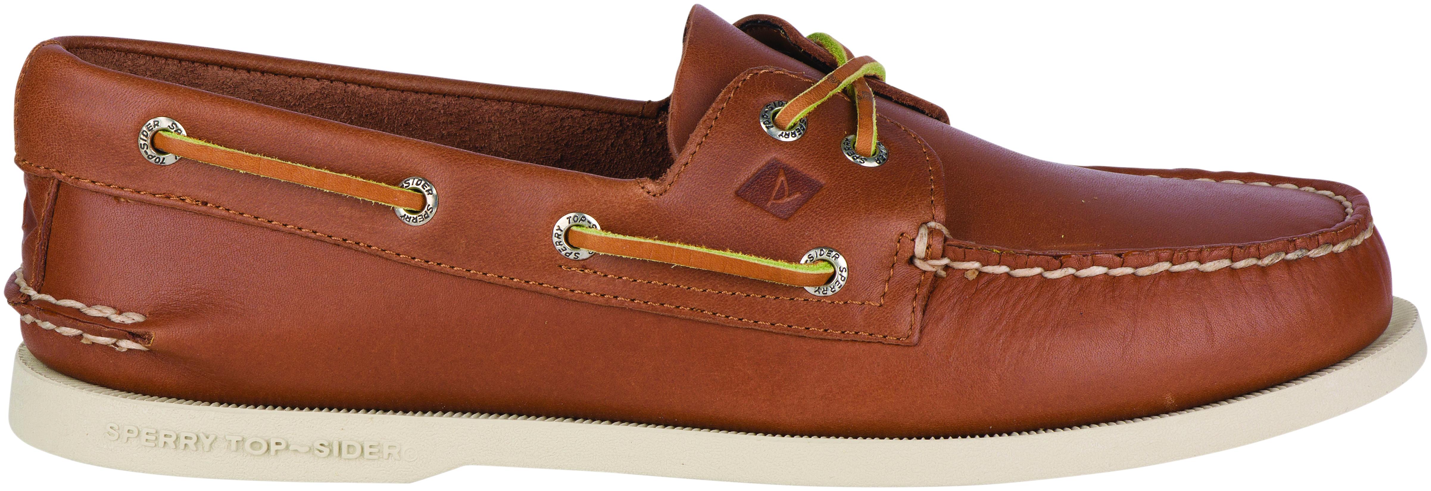 Sperry Men's A O 2-Eye Boat shoes in Tan